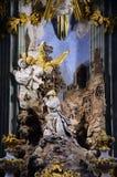Decorações para o altar Fotografia de Stock Royalty Free