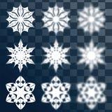 Decorações pelo Natal e o ano novo Imagens de Stock