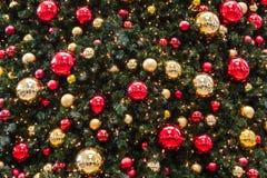 Decora??o da ?rvore de Natal imagem de stock royalty free
