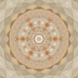 Decora??o do fundo da textura do teste padr?o de mosaico backdrop ilustração royalty free