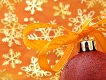 Decoración 1 de la Navidad Fotos de archivo