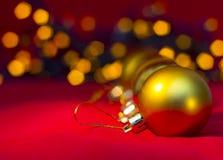 Decoración 2013 de la Navidad Foto de archivo libre de regalías