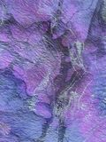 Decoración azul abstracta de la lila, textura, fondo Fotos de archivo