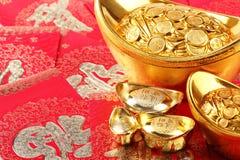 Decoración china del Año Nuevo Fotos de archivo libres de regalías