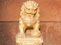 Decoración china del dragón Imagen de archivo libre de regalías
