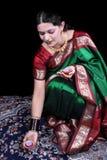 Decoración de Diwali imagen de archivo libre de regalías