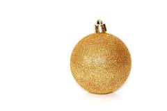 Decoración de Glearning para el árbol de navidad Fotografía de archivo libre de regalías