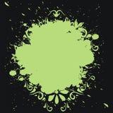Decoración de Grunge ilustración del vector
