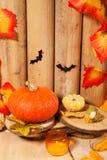 Decoración de Halloween Foto de archivo libre de regalías