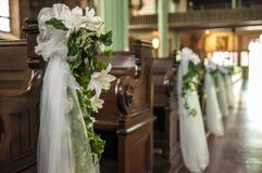 Decoración de la boda Fotos de archivo libres de regalías