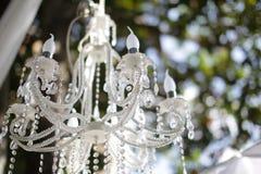 Decoración de la boda en ceremonia de boda musulmán Imagenes de archivo