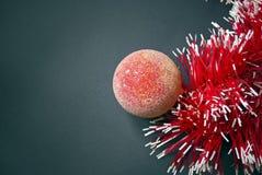 Decoración de la bola Imagen de archivo