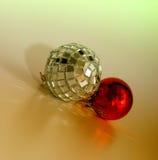 Decoración de la bola Foto de archivo libre de regalías