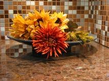 Decoración de la cocina Foto de archivo libre de regalías