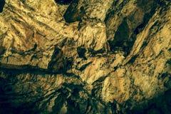 Decoración de la cueva Foto de archivo libre de regalías