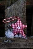 Decoración de la Feliz Navidad foto de archivo libre de regalías