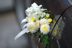 Decoración de la flor Foto de archivo libre de regalías