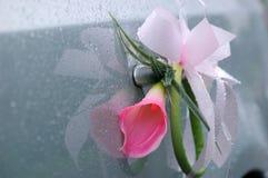 Decoración de la flor Fotografía de archivo libre de regalías