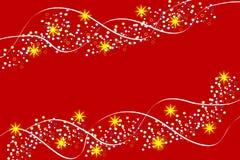 Decoración de la Navidad ilustración del vector