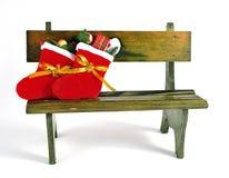 Decoración de la Navidad. imagenes de archivo