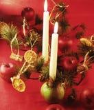 Decoración de la Navidad Fotografía de archivo libre de regalías