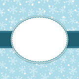 Decoración de la Navidad stock de ilustración