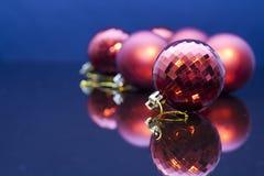 Decoración 2015 de la Navidad Imagen de archivo libre de regalías