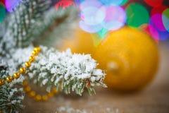 Decoración #2 de la Navidad Foto de archivo