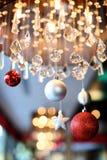 Decoración de la Navidad Imagenes de archivo