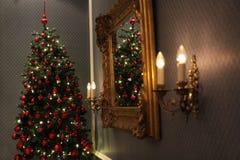 Decoración #2 de la Navidad fotografía de archivo libre de regalías