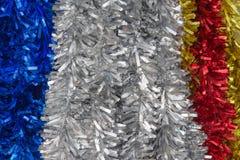 Decoración de la Navidad, accesorios del partido de fuentes del partido de Noche Vieja Imagen de archivo