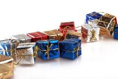 Decoración de la Navidad - aislante imágenes de archivo libres de regalías
