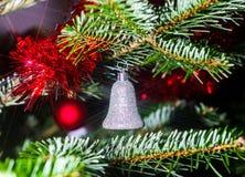 Decoración de la Navidad interior y del Año Nuevo Fotos de archivo libres de regalías