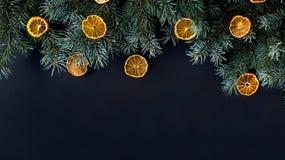Decoración de la Navidad o del Año Nuevo Imagen de archivo libre de regalías