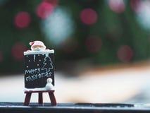 Decoración de la Navidad para el fondo Imagen de archivo
