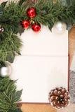Decoración de la Navidad y del Año Nuevo Imagenes de archivo