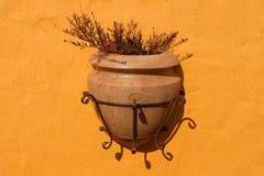 Decoración de la pared Imagen de archivo libre de regalías