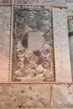 Decoración de la pared del Islam fotografía de archivo libre de regalías