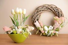 Decoración de la primavera imagen de archivo libre de regalías