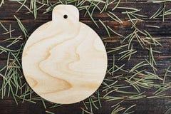 Decoración de las agujas de Noel- Imágenes de archivo libres de regalías