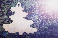 Decoración de las agujas de Noel- Fotos de archivo libres de regalías