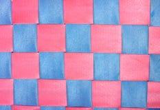 Decoración de las cintas de seda Imagen de archivo libre de regalías