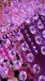 Decoración de las cuentas de cristal Fotografía de archivo