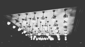 Decoración de las lámparas Fotos de archivo