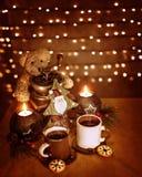 Decoración de las Navidades Foto de archivo libre de regalías