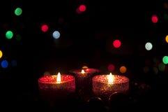 Decoración de los Años Nuevos de la Navidad Imagen de archivo libre de regalías