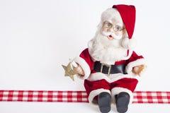 Decoración de los Años Nuevos y de la Navidad Imagen de archivo libre de regalías