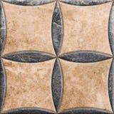 Decoración de mármol Fotos de archivo libres de regalías