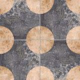 Decoración de mármol Fotos de archivo