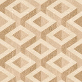 Decoración de madera del entarimado - fondo inconsútil - madera de roble blanco ilustración del vector